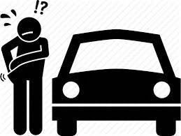 perte totale clé de voiture