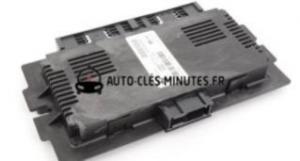 reparation module de confort frm3 bmw mini