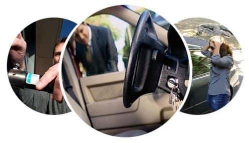 service ouverture de porte de voiture