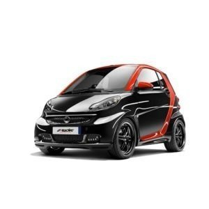 double de clé smart fortwo forfour