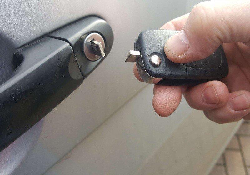 reparer clés voiture cassé en 2
